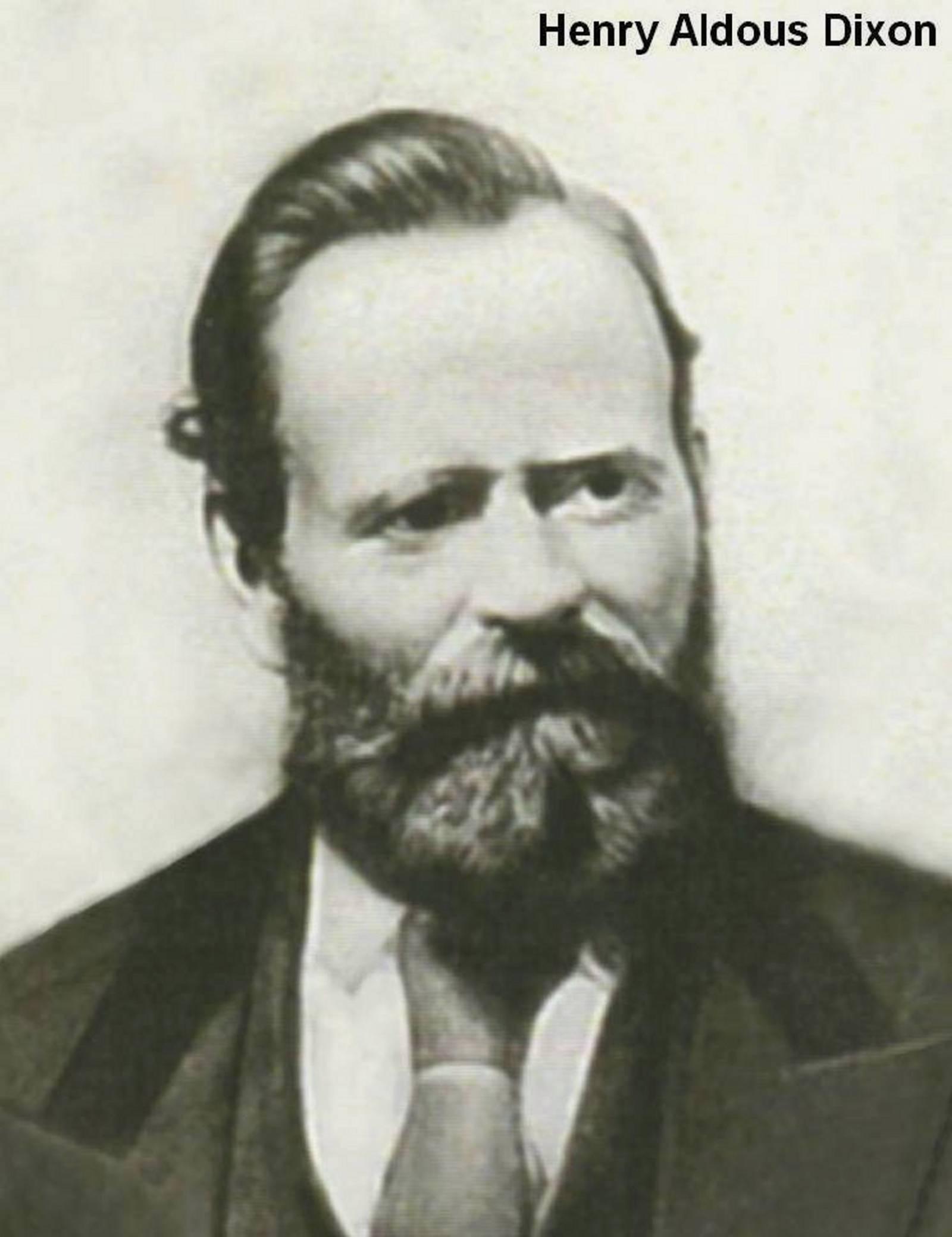 Dixon, Henry Aldous