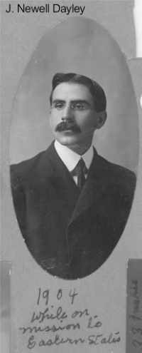 Dayley, Jacob Newell