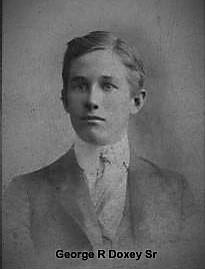 Doxey, George Rhodes, Sr.