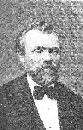 Dorius, John Frederick Ferdinand