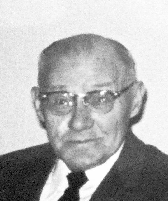 Dahlstrom, Nephi Harold