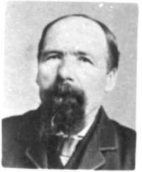 Evans, John Daniel