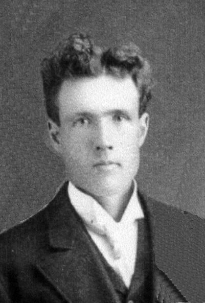 Erikson, Svante Alfred