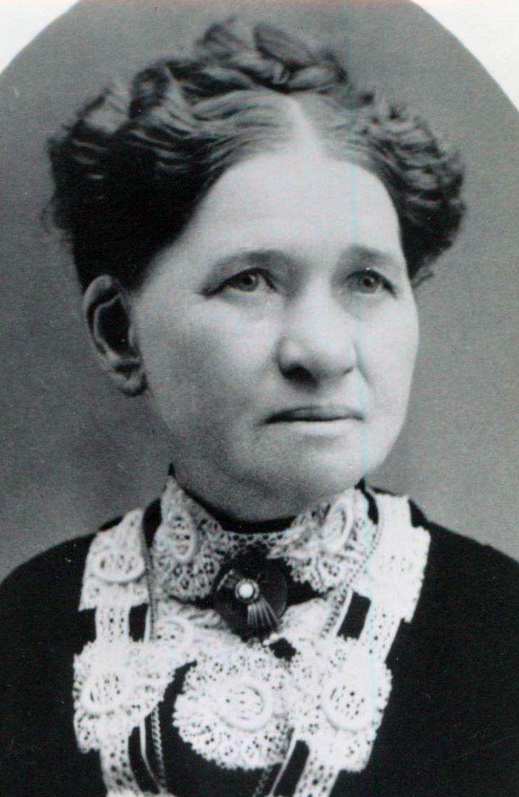 Frederiksen, Anne Christine