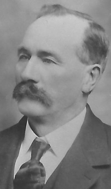 Fox, Edward Williams, Sr.