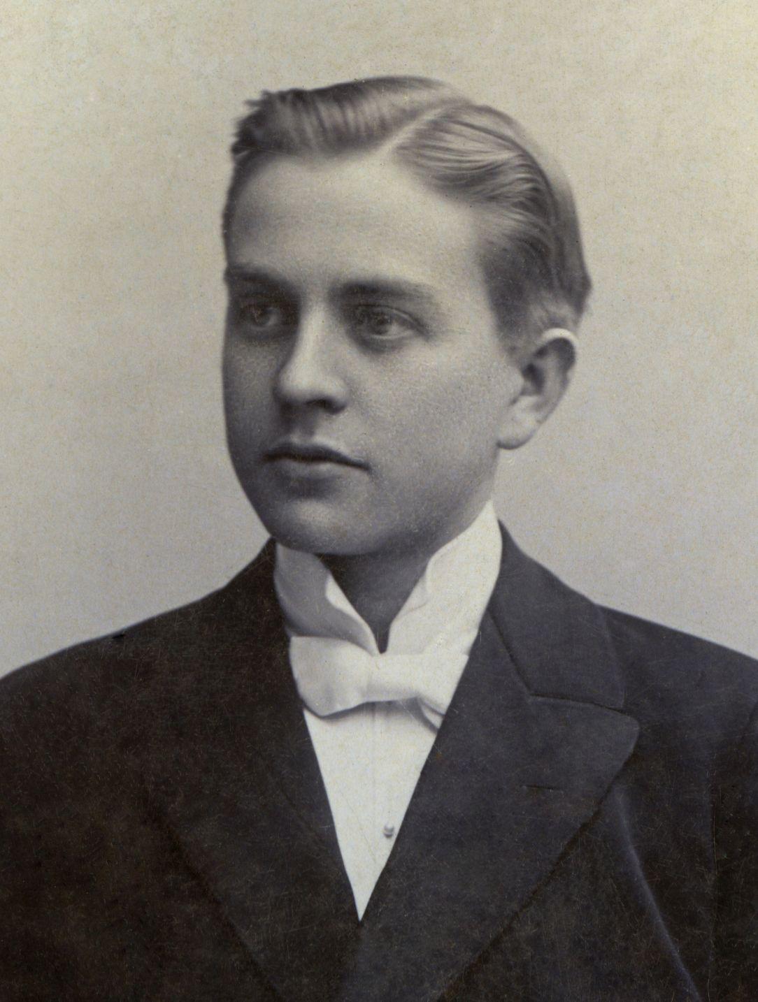 Forsberg, Gustave Waldemar
