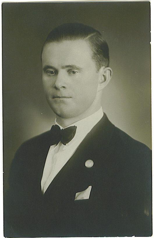 Forsberg, Leroy William