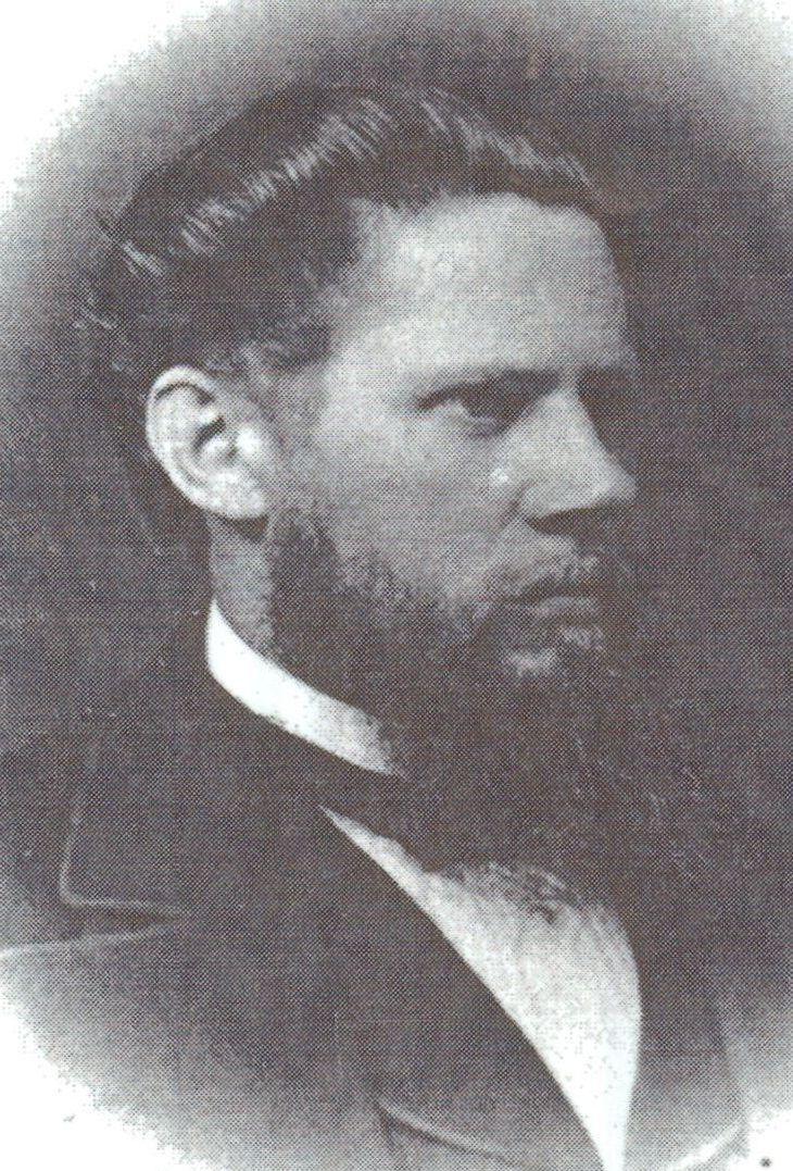 Gustaveson, Charles John