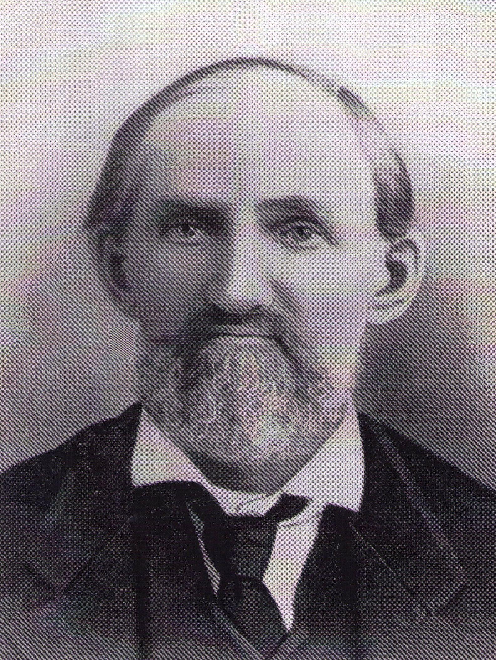 Gfroerer, Frederick Julius
