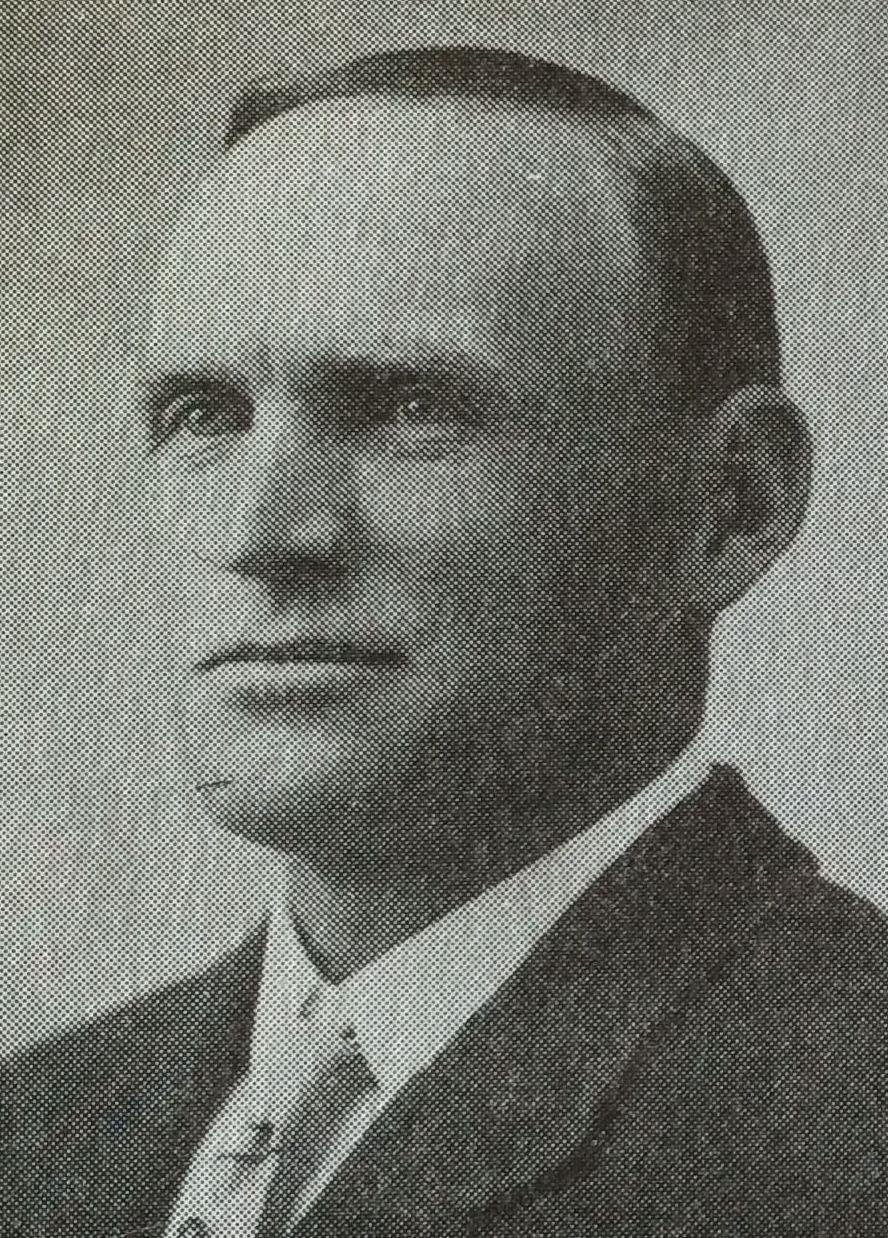 Garff, George Peter
