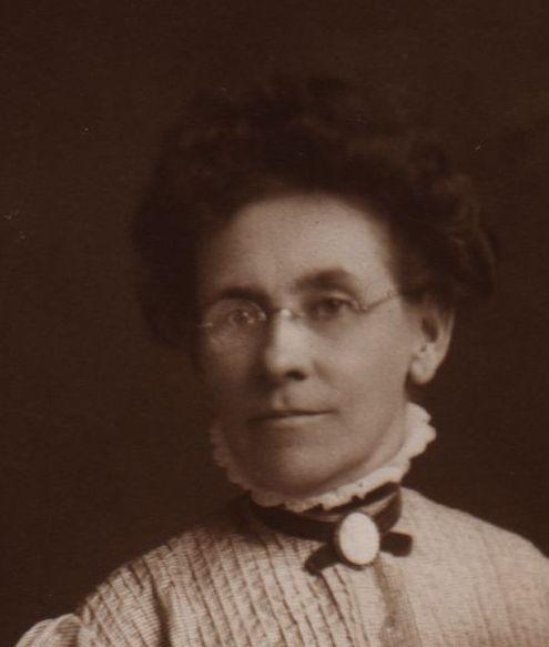 Hudson, Helen Harriet