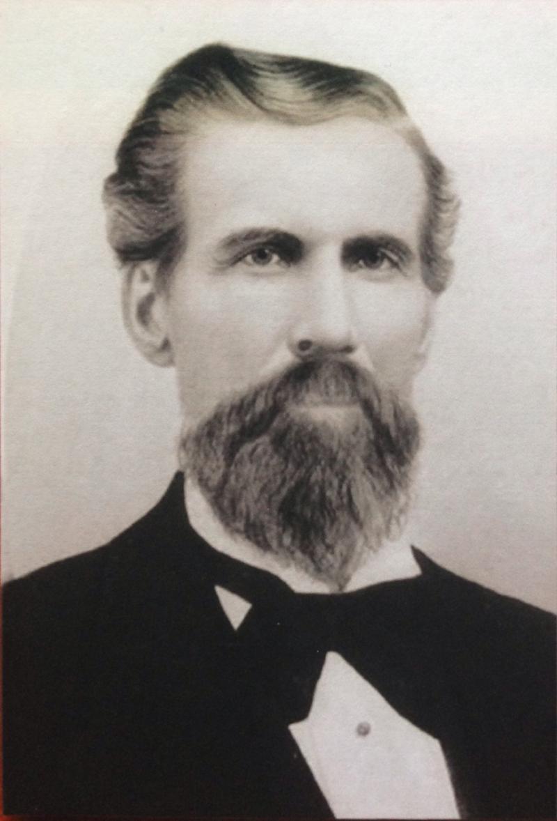 Groesbeck, Nicholas