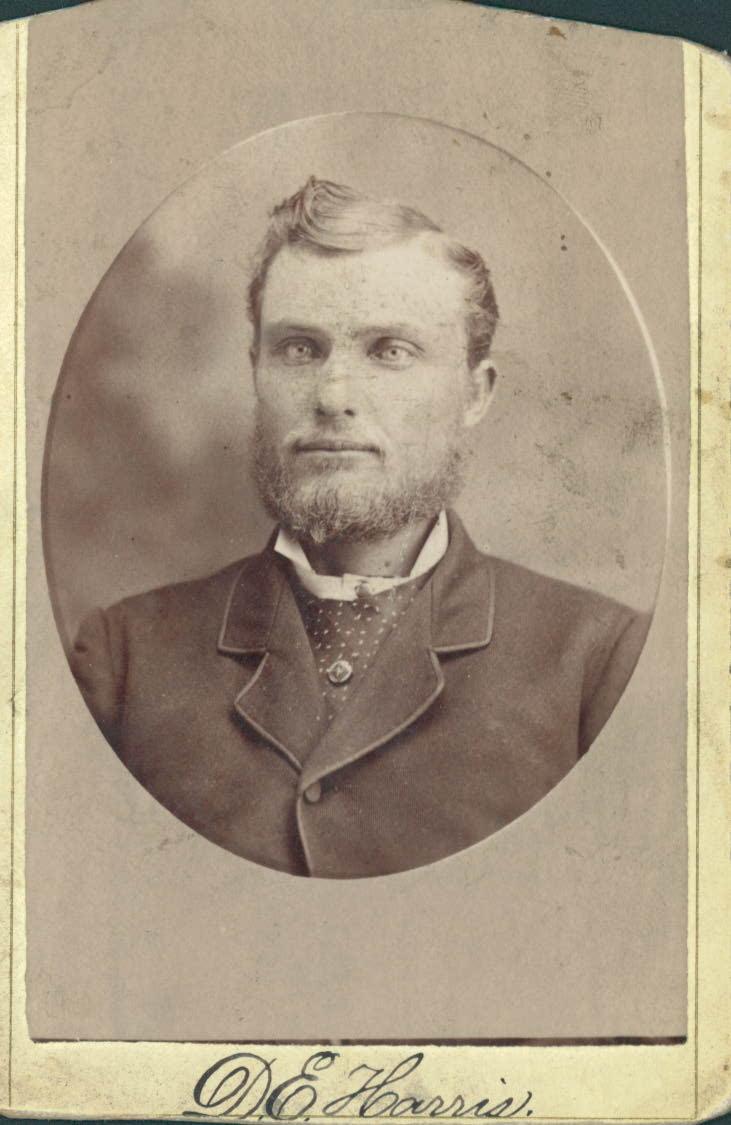 Harris, Dennison Emer