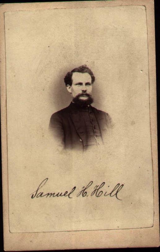 Hill, Samuel Hood