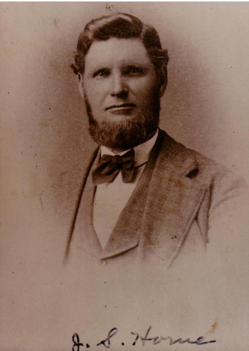 Horne, Joseph Smith