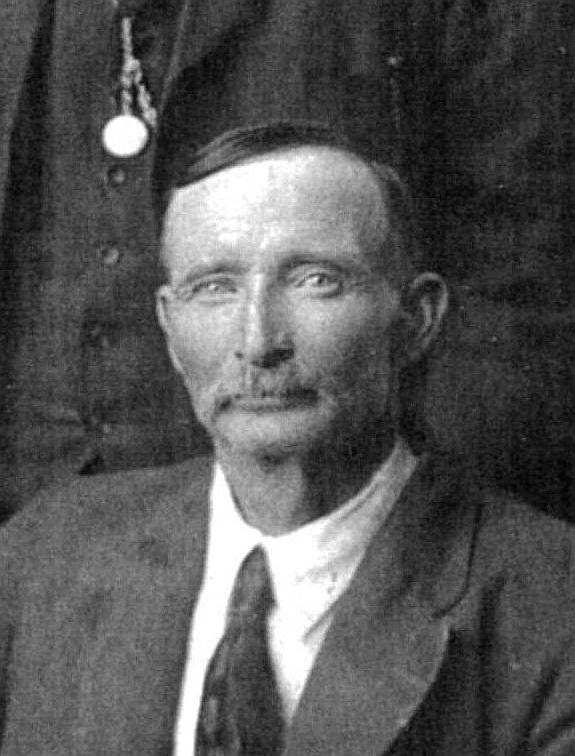 Holman, John Alonzo