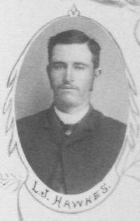 Hawkes, Lewis Joshua