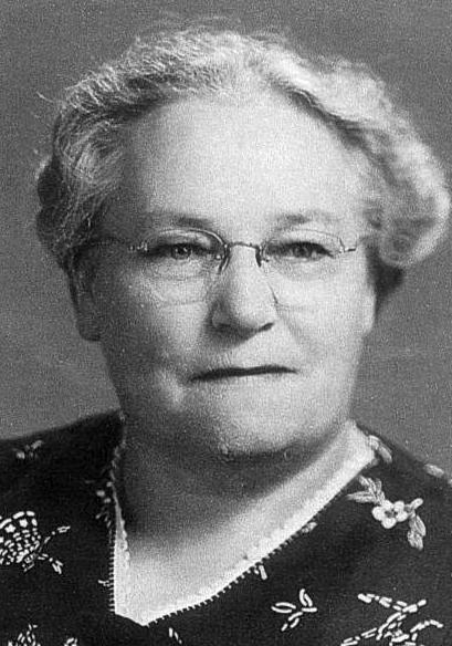Hymas, Bertha Susannah