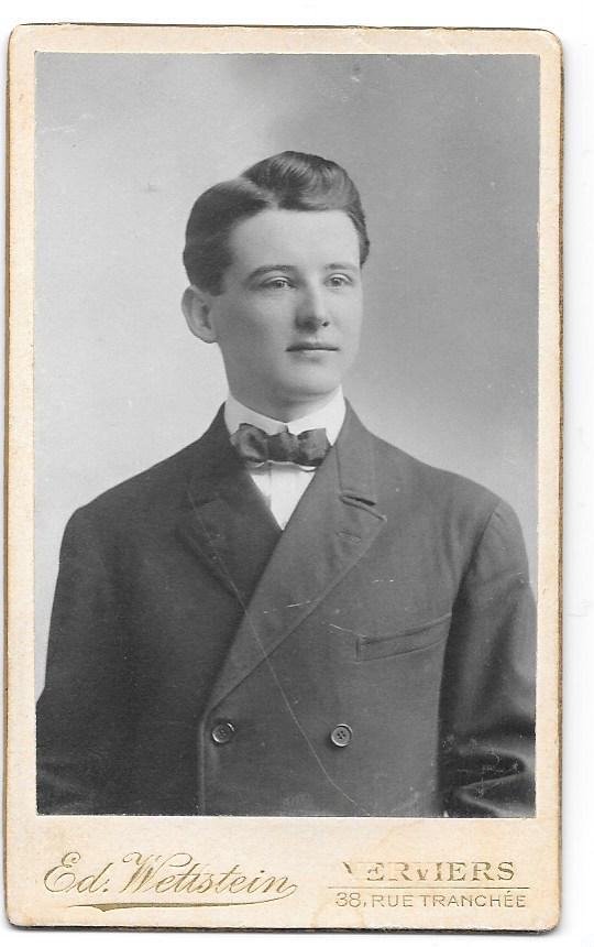 Hodgson, Frederick William