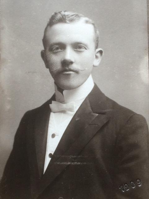 Hulterstrom, Gideon Nicanor