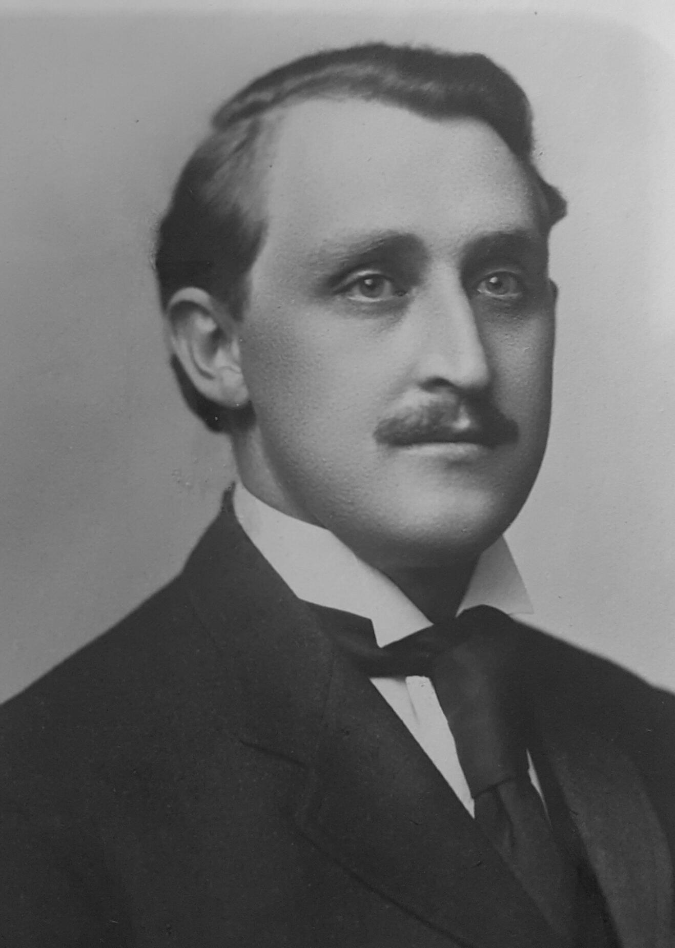 Harding, Jacob Dwight