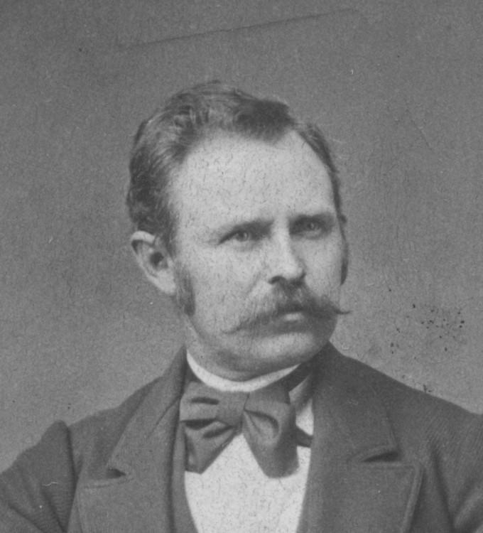 Hansen, James John