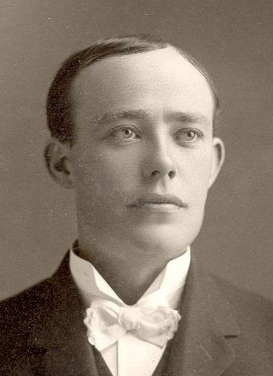 Johnson, Axel Edward