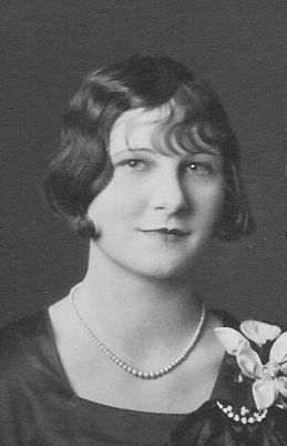 Jones, Florence Irene