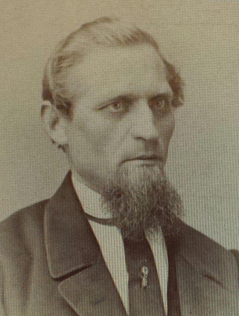 Johnson, John Peter Rasmus