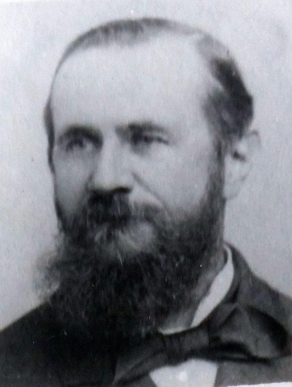 Jones, Samuel Stephen