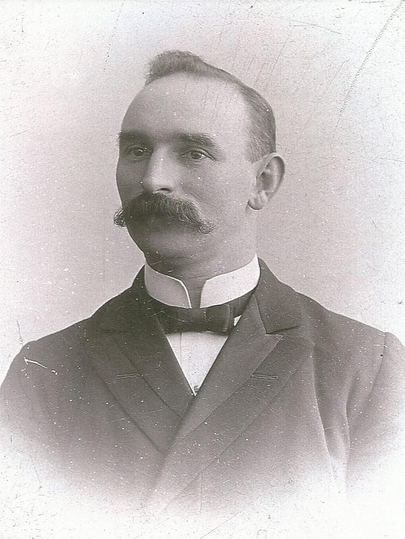 Kruitbosch, Gerrit John