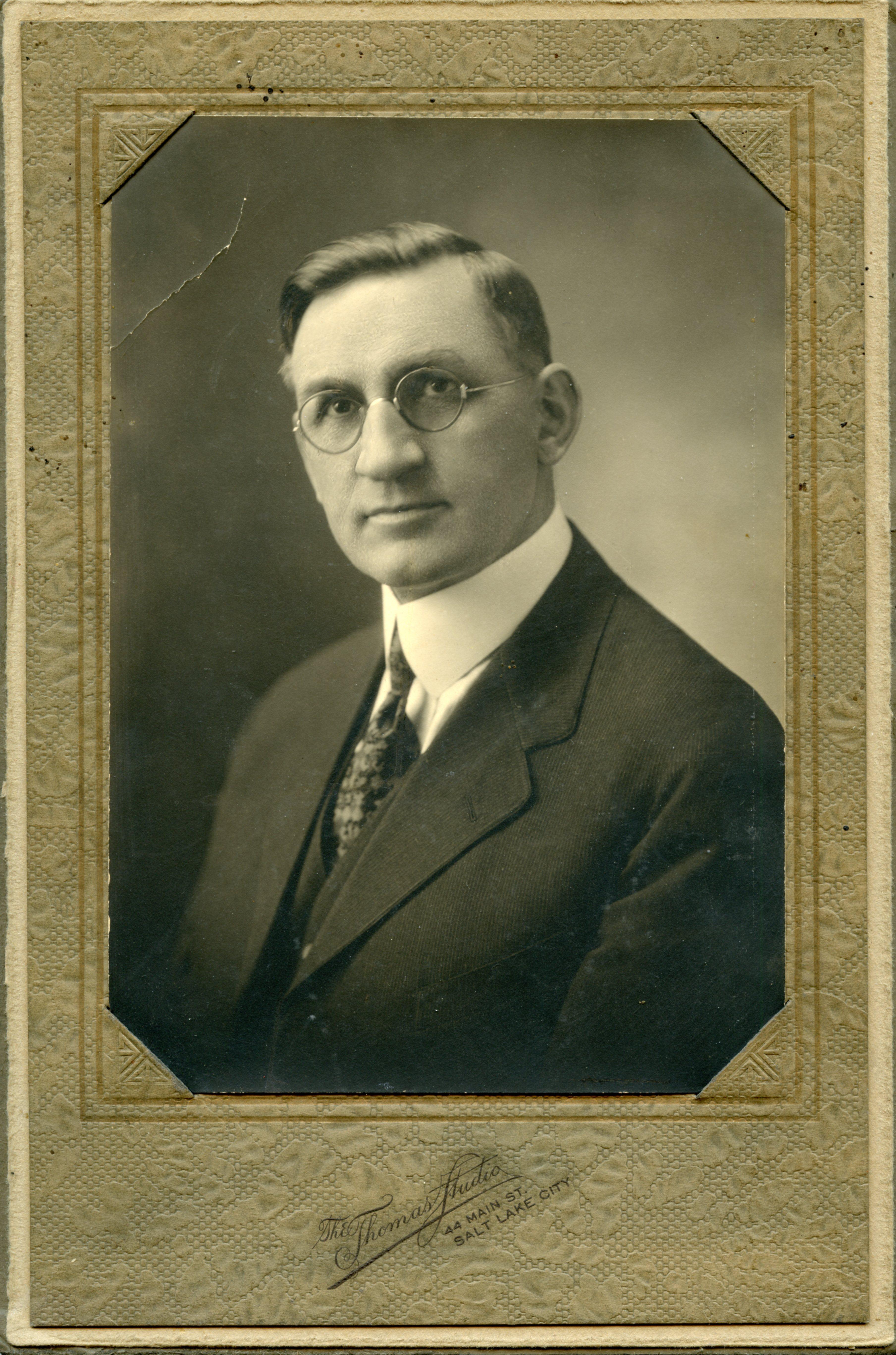 Lyman, Richard Roswell