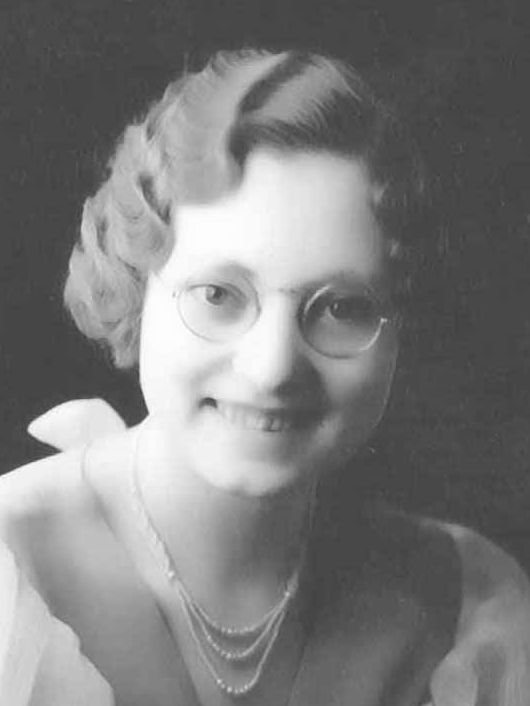 Lindberg, Edith May