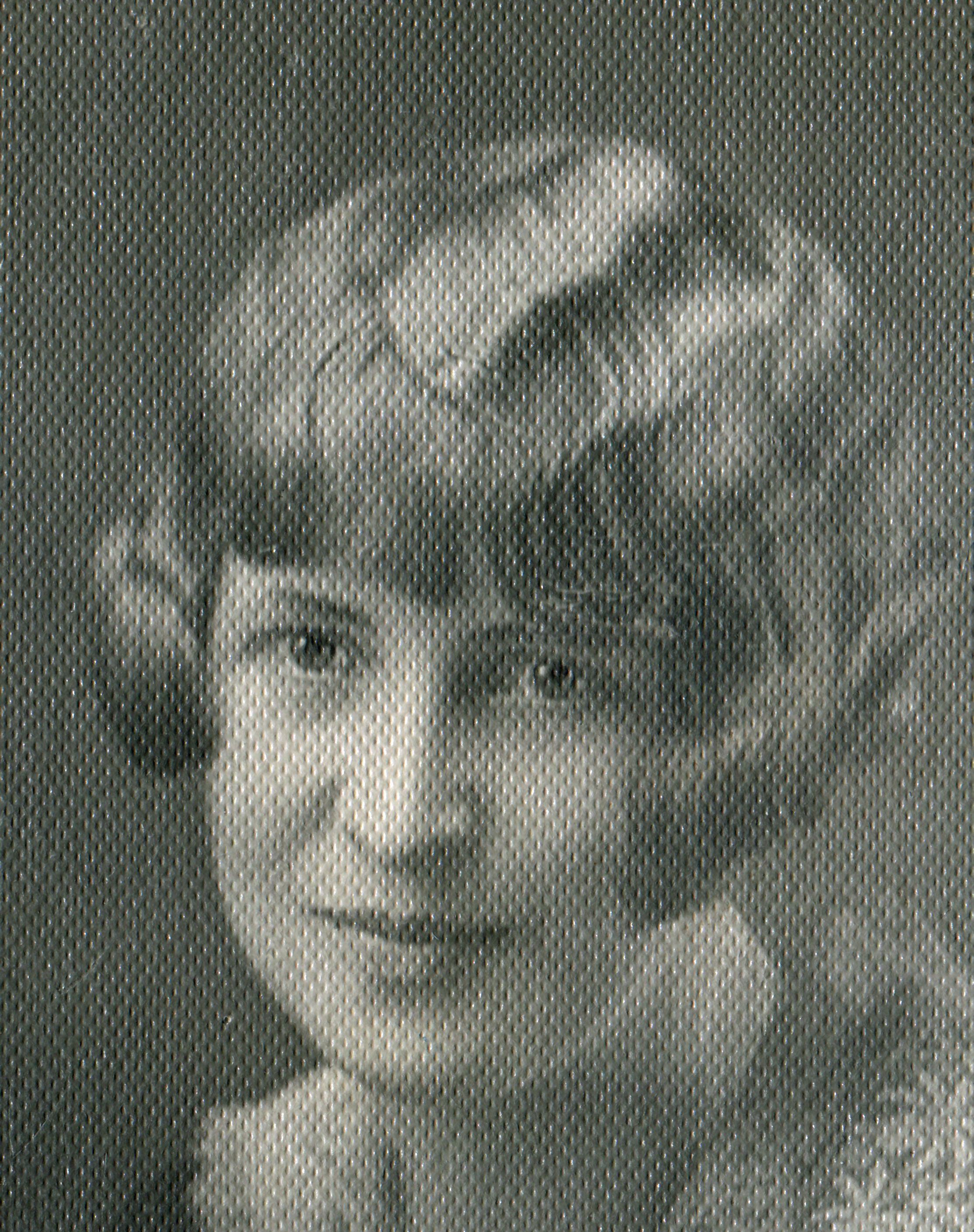 Lind, Edith Melvina