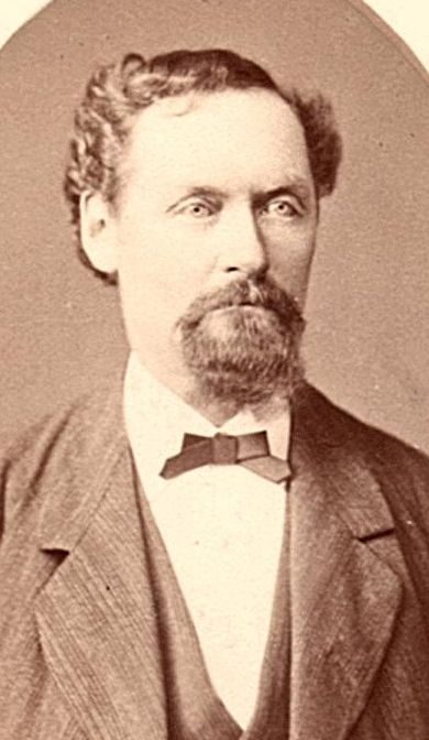 Larsen, James Peter