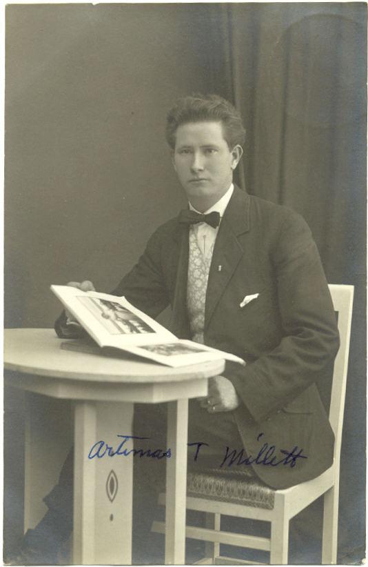 Millett, Artimus T.