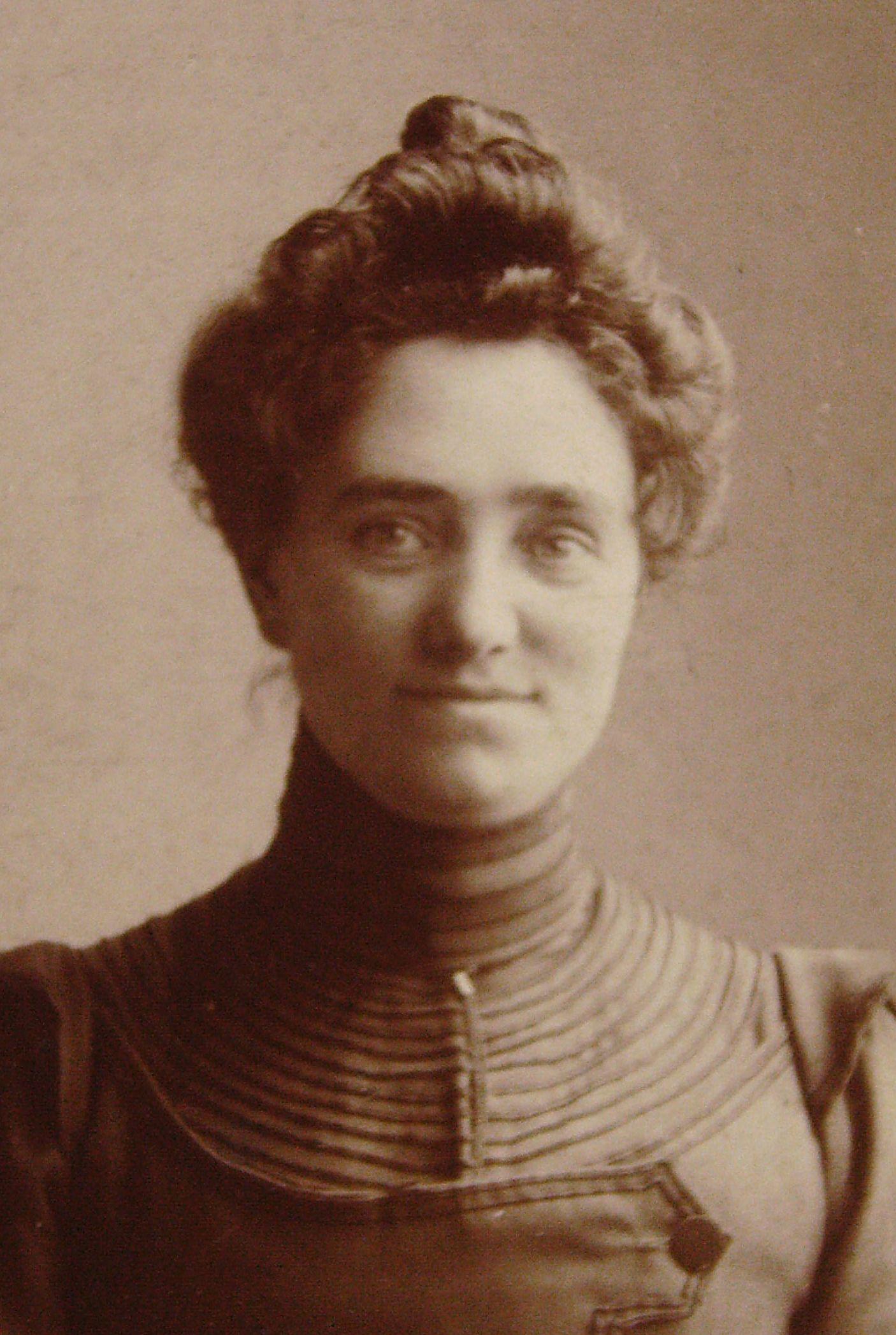 Mortensen, Jennie Carolina