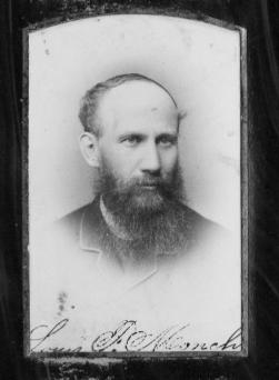 Moench, Louis Frederick, Sr.
