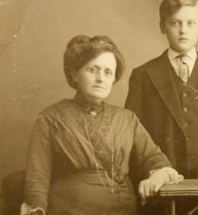 Pedersdatter, Margrethe Louise