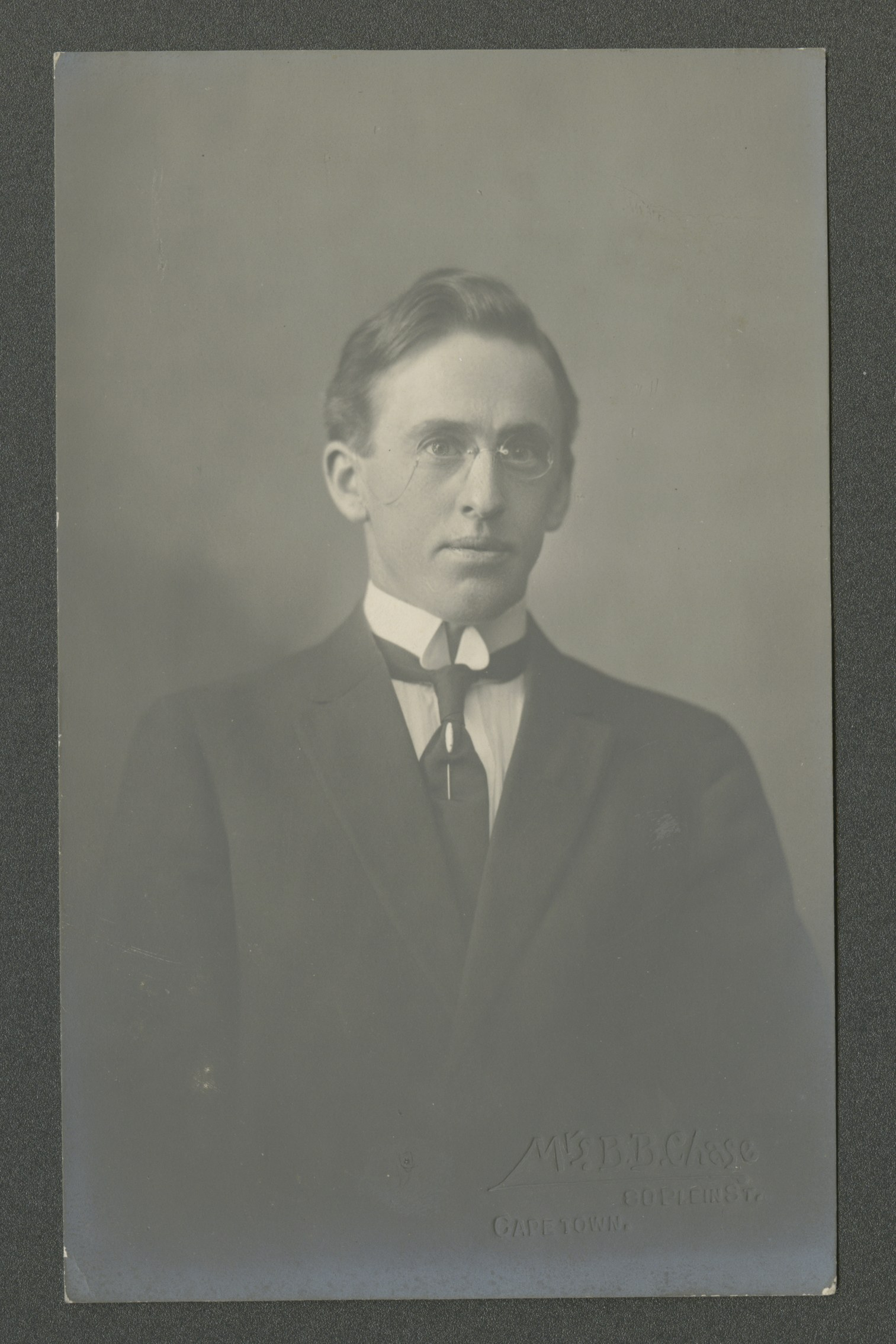 Ockey, James Heber