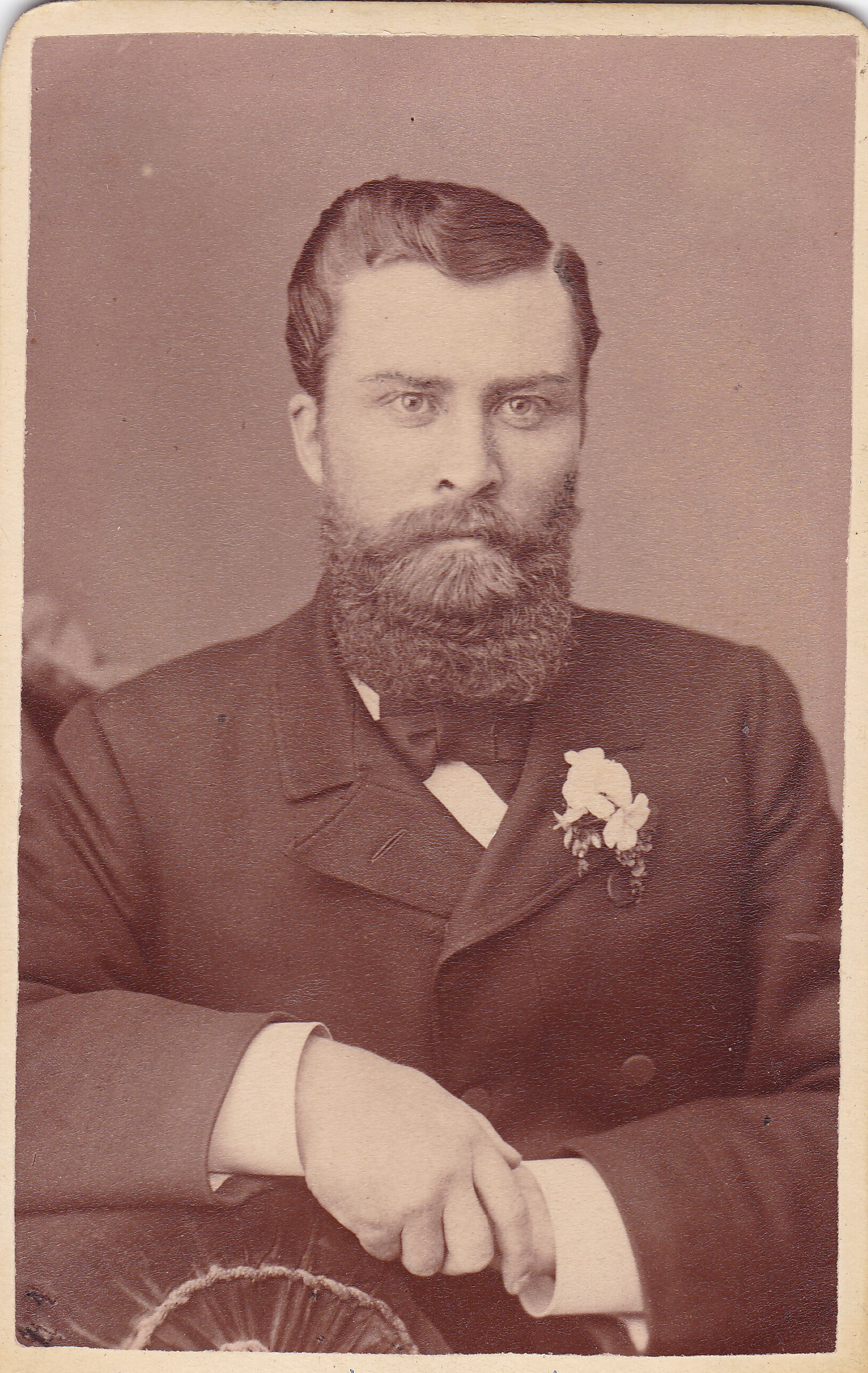 Parkinson, George Chandler