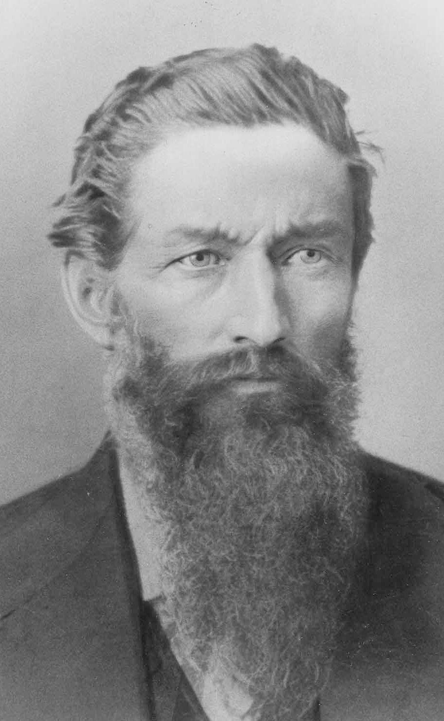 Roberts, Benjamin Morgan