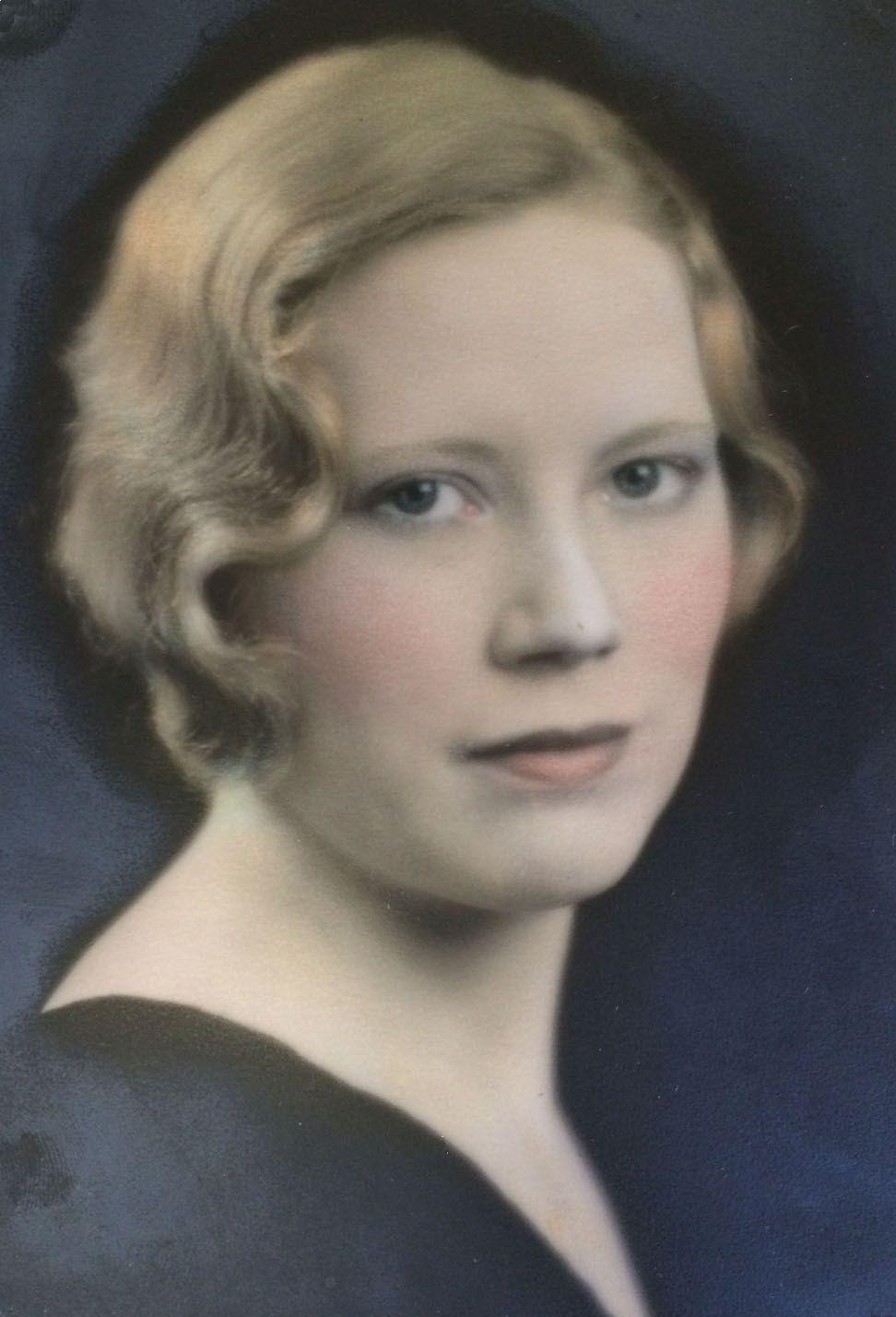 Ryberg, Gertrude Laura