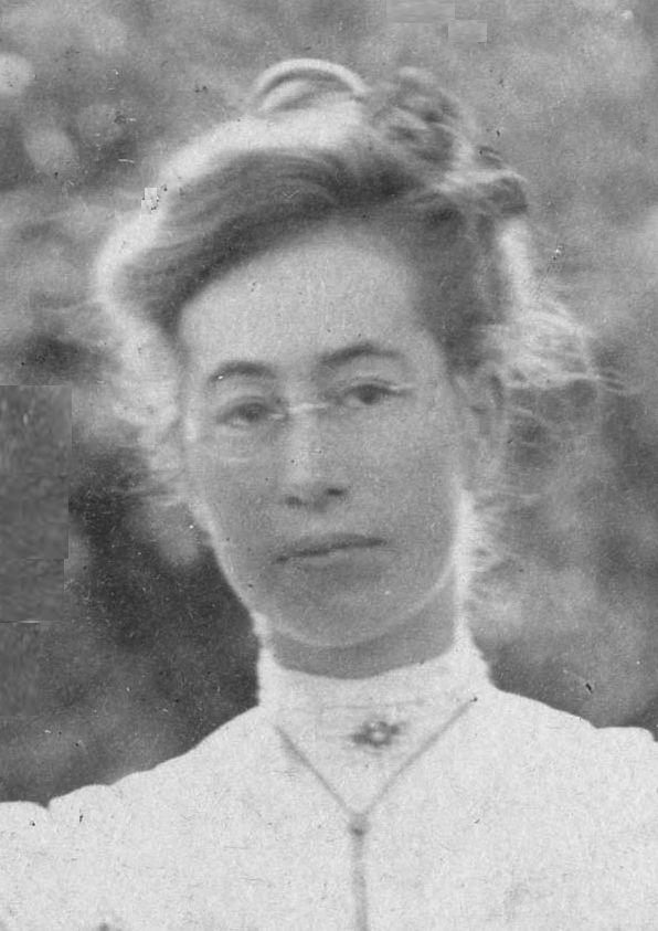 Richardson, Sarah Elizabeth
