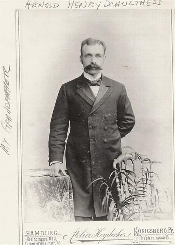 Schulthess, Arnold Heinrich