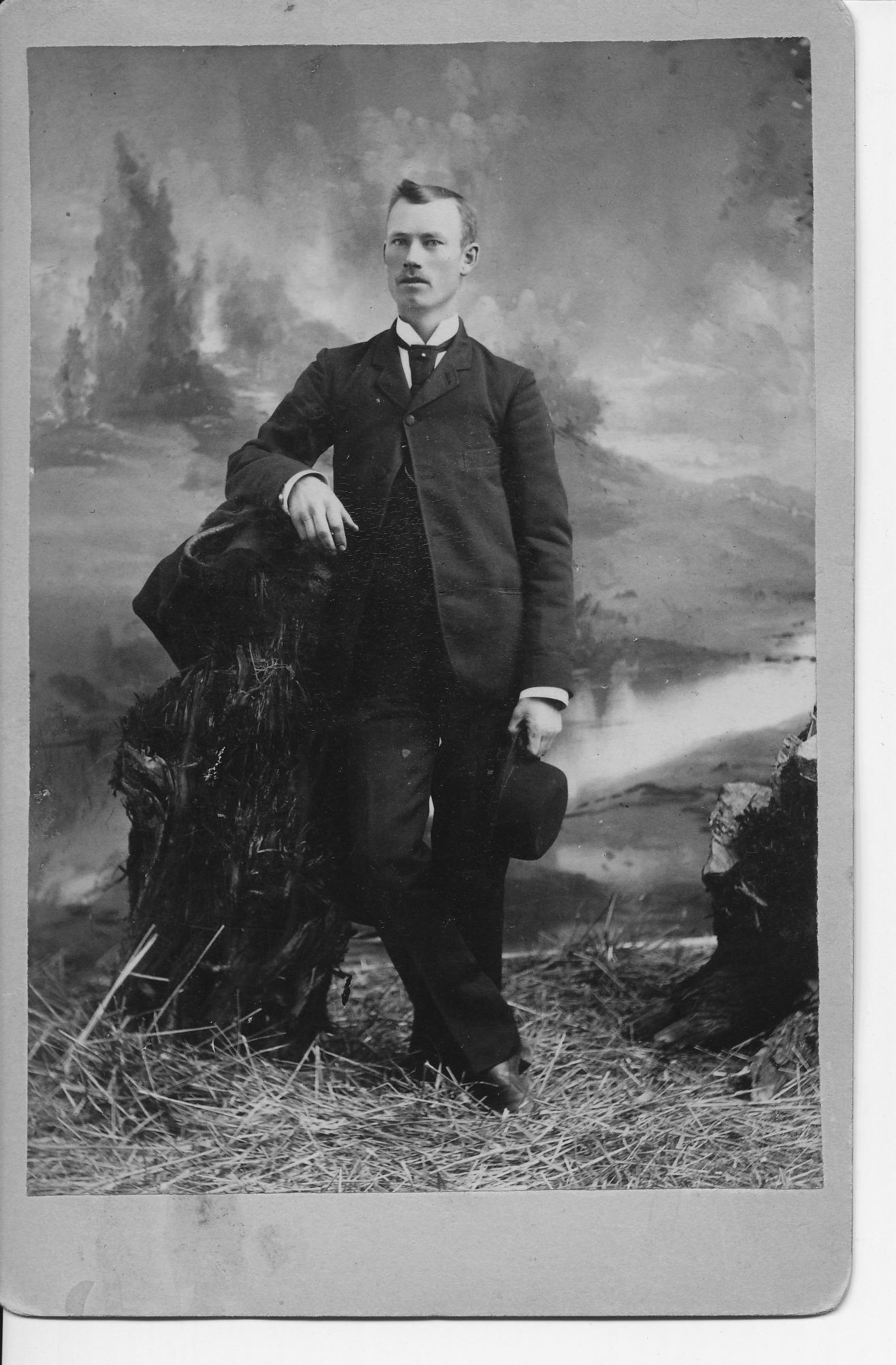 Seegmiller, William Adam