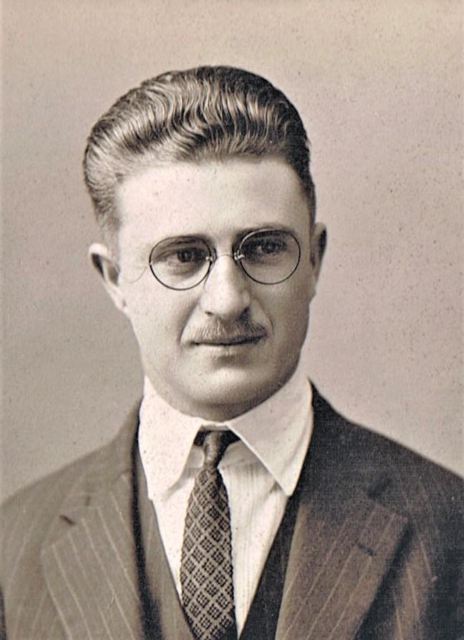 Woodward, Ernest Baugh