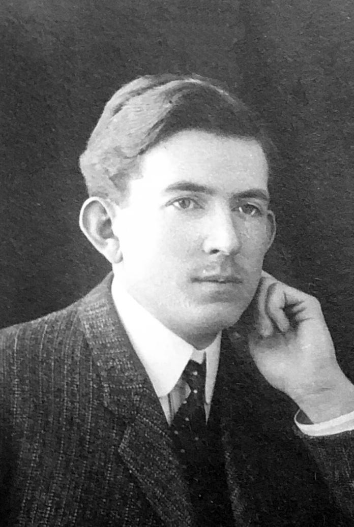 White, Joseph Frank Ward