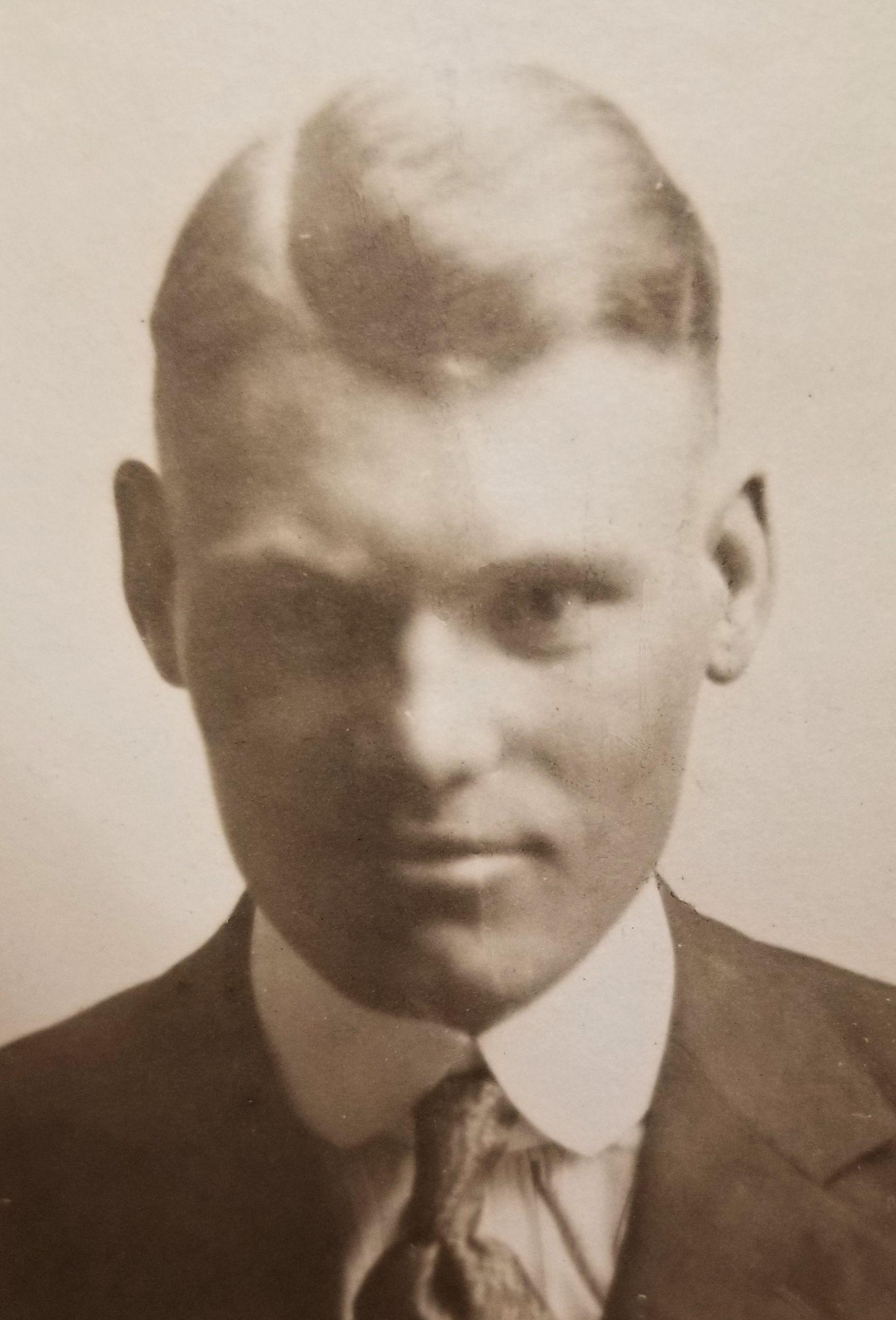 Wiberg, Reuben Magnus