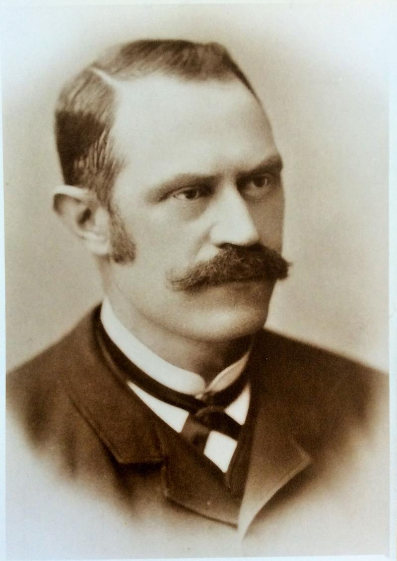 Palmer, William Moroni